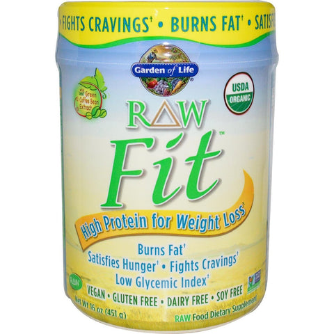 RAW Fit - 451g powder