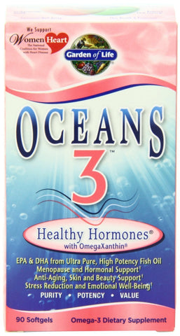 Oceans 3 - Healthy Hormone - 90 Softgels