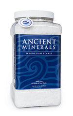 Ancient Minerals Magnesium Bath Flakes - 6.5lb