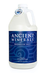 Ancient Minerals Magnesium Gel Plus - 64oz
