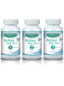 Before Baby Boost Prenatal 3 bottles