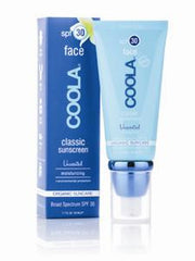 Face SPF 30 Unscented 1.7 oz