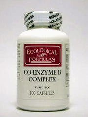 Co-Enzyme B Complex 100 caps