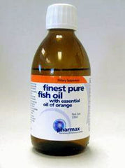 Finest Pure Fish Oil 6.8 fl oz