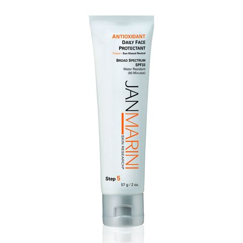 Antioxidant Daily Face Protectant SPF 33 - Sun Kissed Neutral