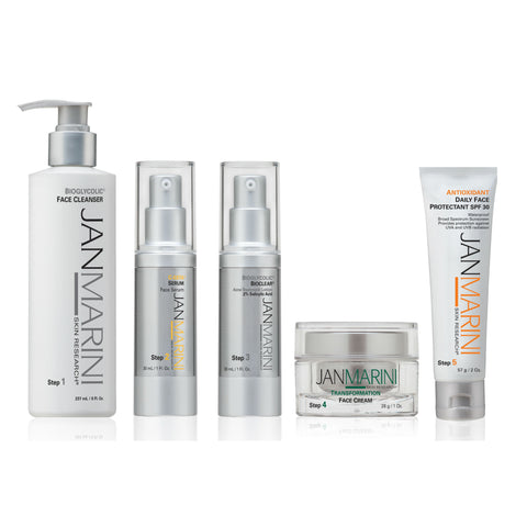 Starter Skin Care Management System - Normal /Combo