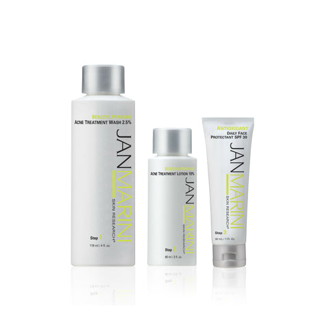 Teen Clean Kit 10%