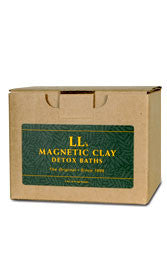 Radiation Detox Clay Bath Kit - 5lb