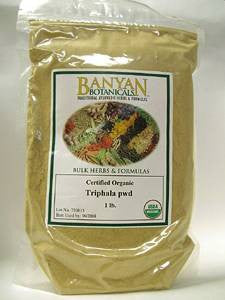 Triphala Powder 1 lb