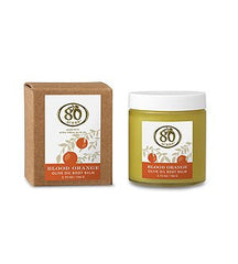 Blood Orange Olive Oil Body Balm 3.75 oz