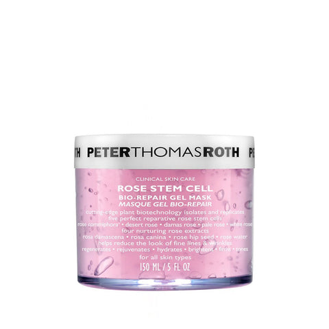 Rose Stem Cell Bio-Repair Gel Mask - 5 oz