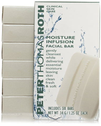 Moisture Infusion Facial Bar (Set of 6)