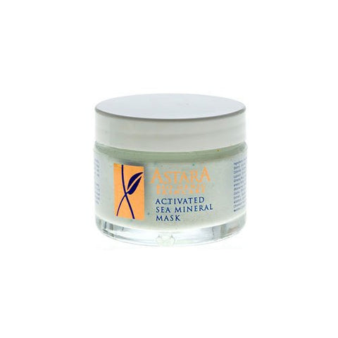 Activated Sea Mineral Mask - 2 oz