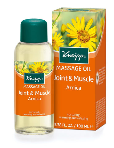 Arnica Joint & Muscle Massage Oil - 3.38 fl oz
