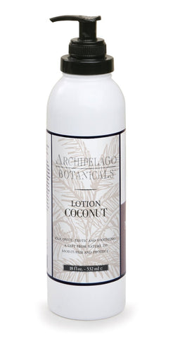 Coconut Lotion 18 Fl Oz