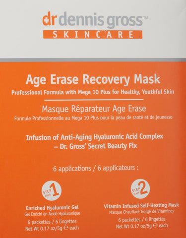 Age Erase Recovery Mask - 6 Packettes
