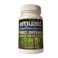 Emuaid® FIRST DEFENSE - 30 capsules