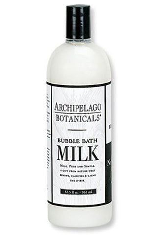 Milk Bubble Bath 34 oz