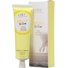 Hello! Yellow Shea Butter Hand Cream - 2.5 oz