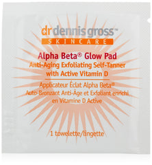 Alpha Beta® Glow Pad for Face - 20 Packettes