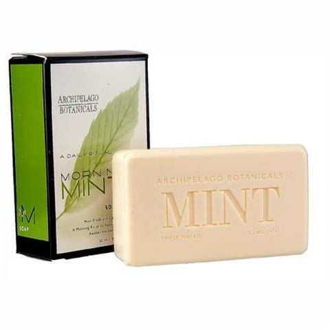 Morning Mint Soap in Box