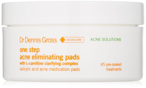 One Step Acne Eliminating Pads - 45 count