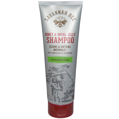 Savannah Bee Honey and Royal Jelly Shampoo - 8 oz