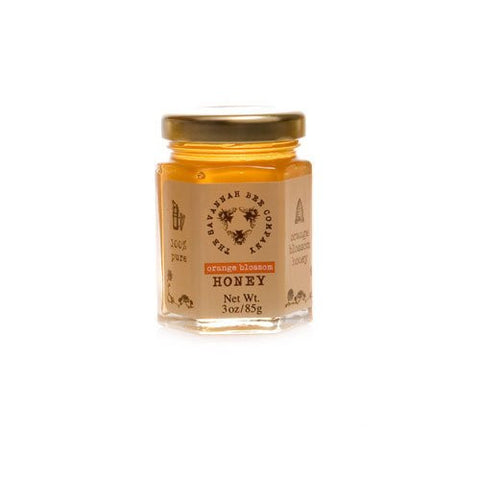 Savannah Bee Orange Blossom Honey - 3 oz