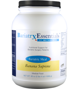 BariatrX Essentials Bariatric Meal