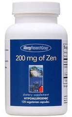 200 mg of Zen 120 Vegetarian Capsules