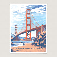 Fifty-Nine Parks - Golden Gate Bridge