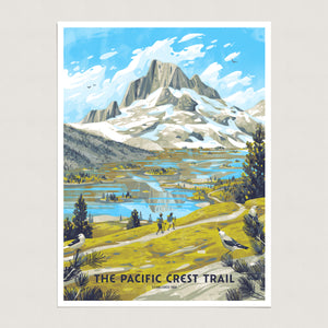 Fifty-Nine Parks - Pacific Crest Trail