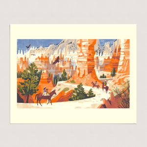 National Parks of the USA - Bryce Canyon