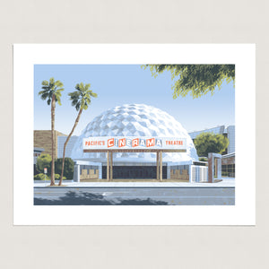 Cinerama Dome (Artist Proof)
