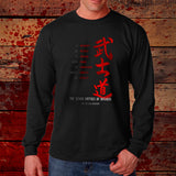 Bushido Long Sleeve T-Shirt Black
