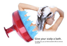 Load image into Gallery viewer, Spa Scalp Massage Brush