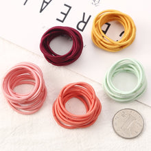 Load image into Gallery viewer, Rubber Hair Bands 100PCS.