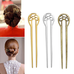 Hair stick -Retro  Alloy Hairpin