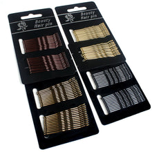 Load image into Gallery viewer, 24Pcs Bobby Pins / 4 Colors