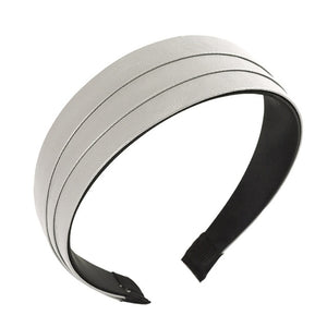 LEVAO Synthetic Leather Headband