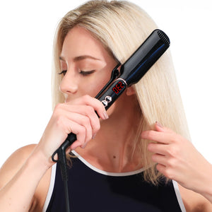 Ukliss Gold -Hair Straightener and Volumizing
