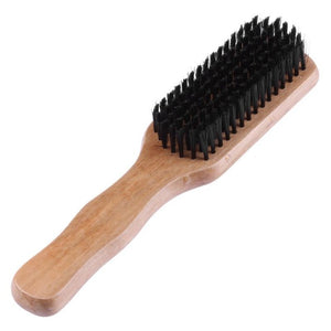 Natural Boar Bristle Hairbrush