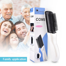 Load image into Gallery viewer, Infrared Massager Hair Growth Comb