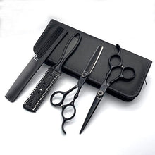 Load image into Gallery viewer, Professional Barber Scissor set