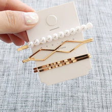 Load image into Gallery viewer, 3Pcs/Set Styling Hair Clip Bobby Pin