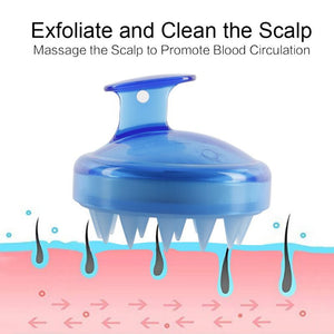 Spa Scalp Massage Brush