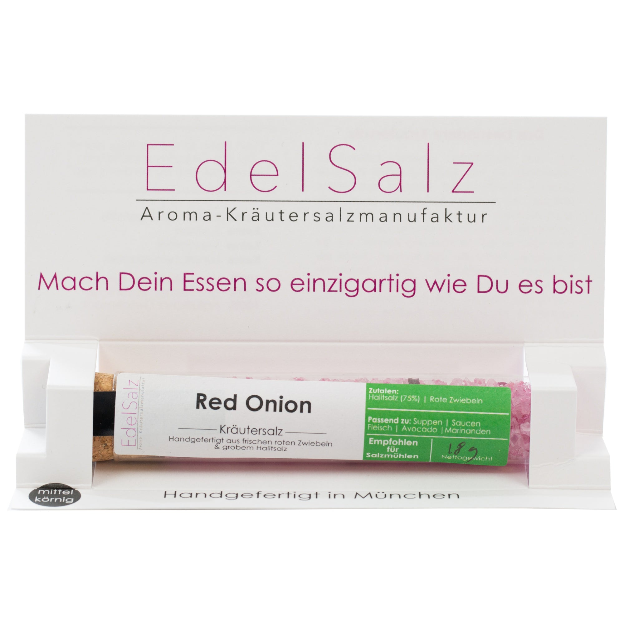 Red Onion | 18g | mittelkörnig