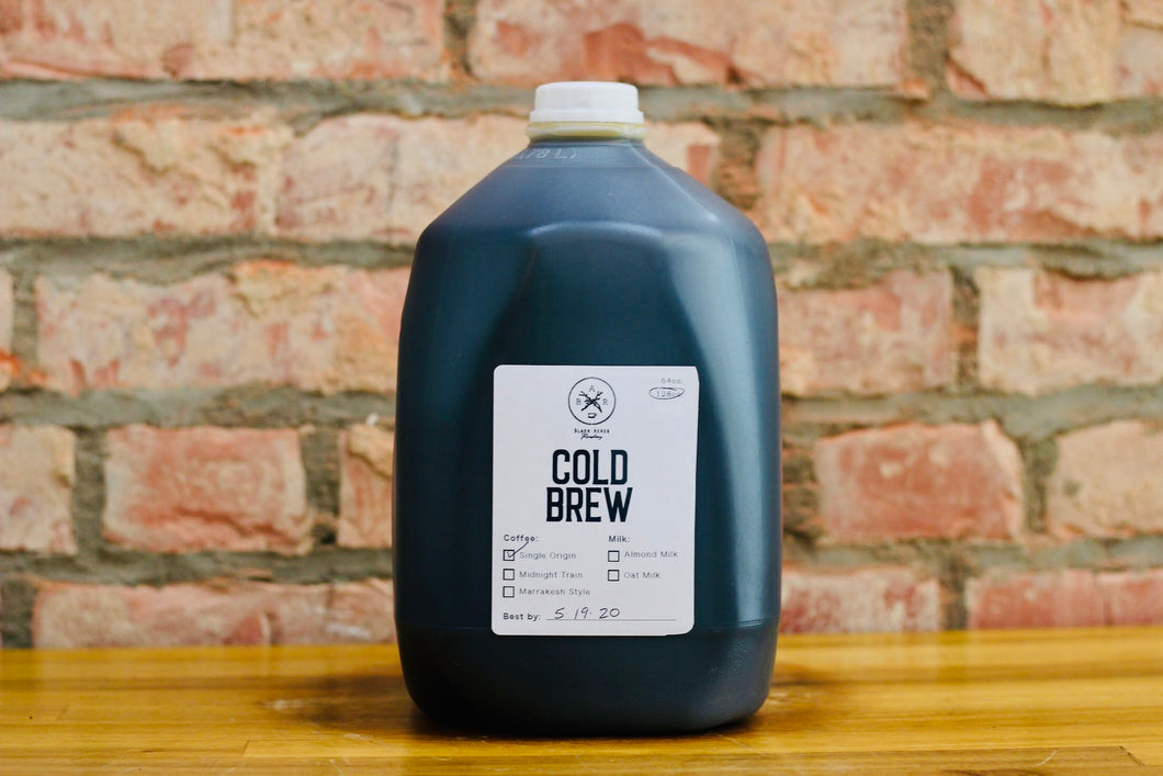 Cold Brew To-Go