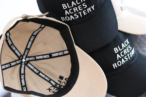 Black Acres Roastery Strapbacks