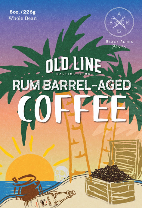 Barrel Aged Organic Dominican Republic